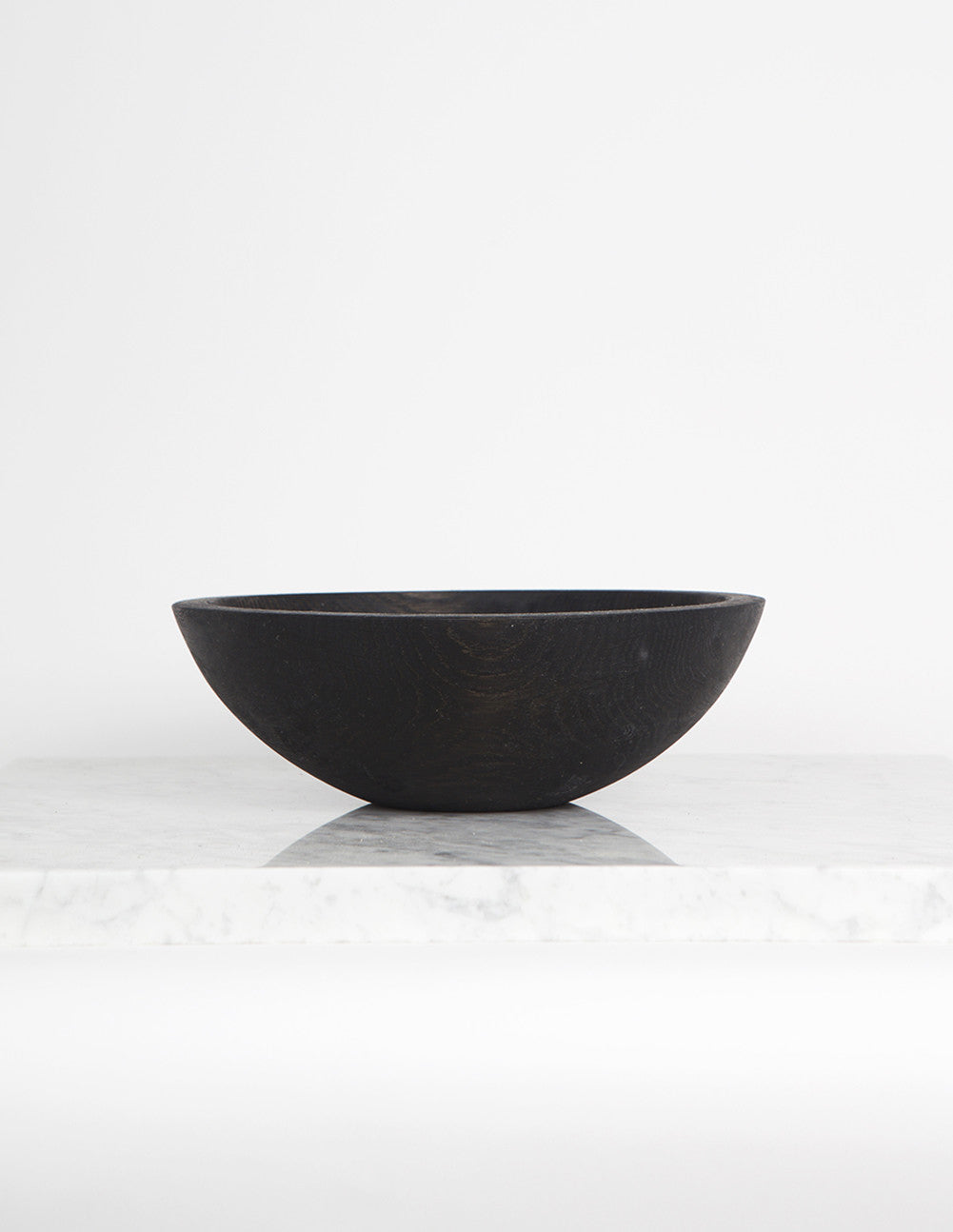 Ebonized Oak Bowl