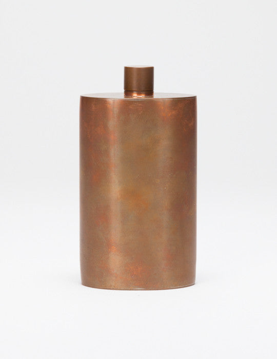 6oz Copper Flask