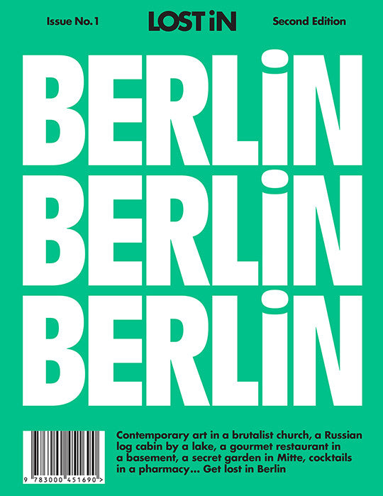 Berlin Guide Book