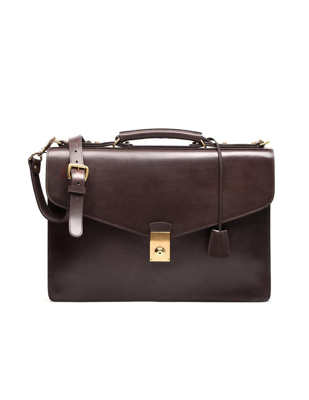 Bridle Lock Briefcase