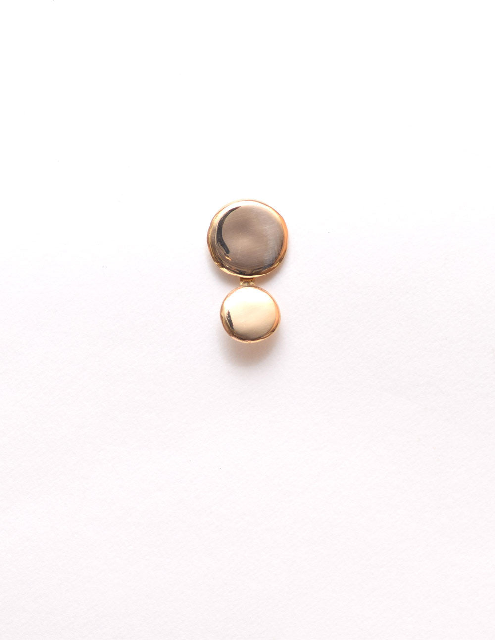 Circle Duo Earring