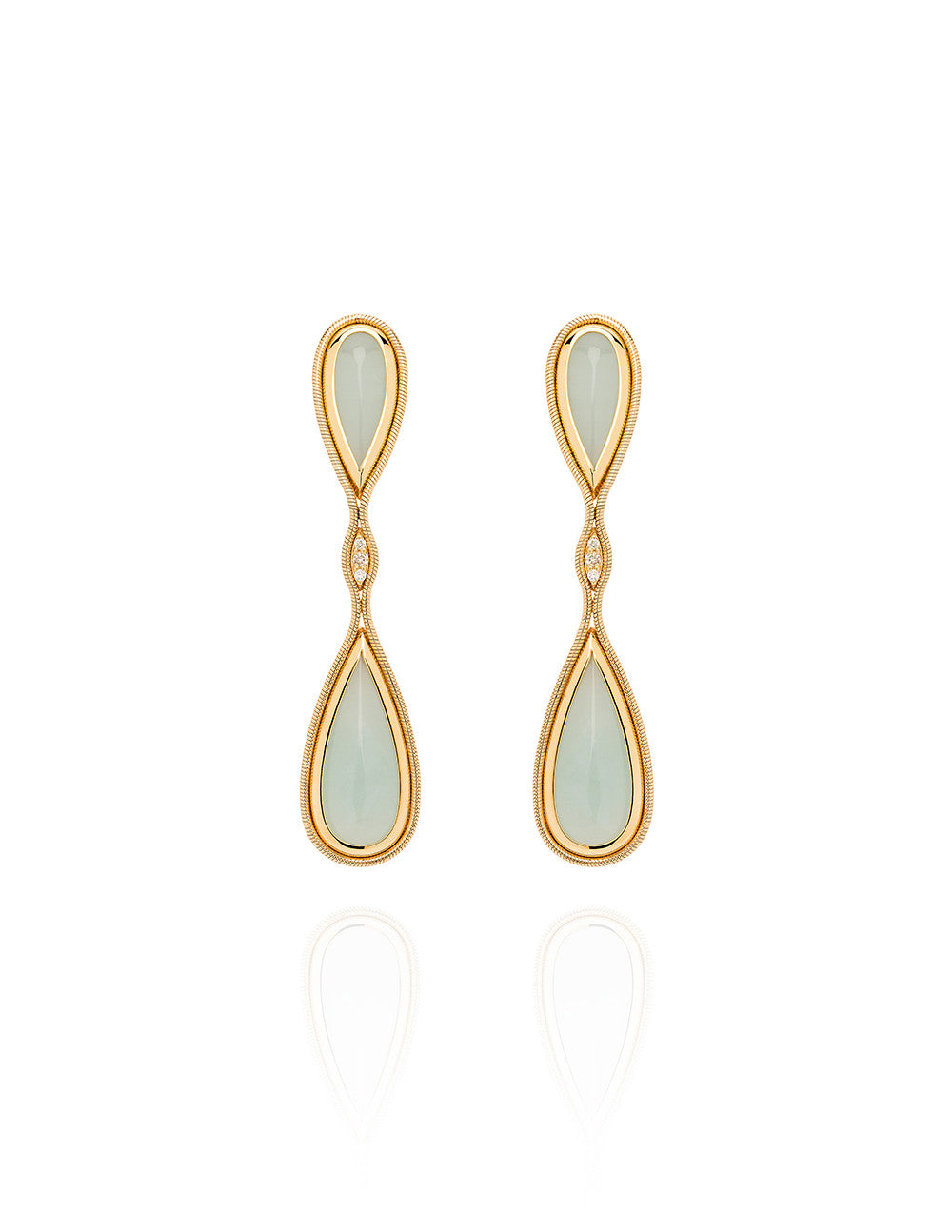Fluid Small Drops Earrings