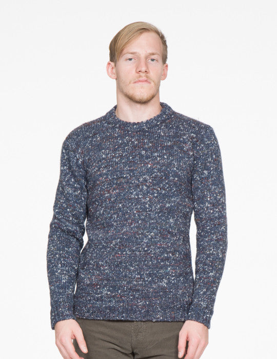 Ruby Crew Wool Sweater