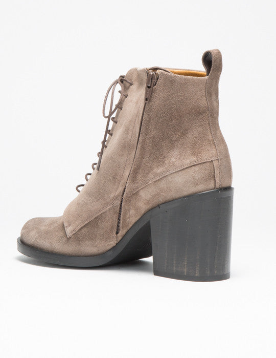 Vash Suede Lace Boot