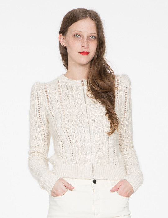 Gently Irish Knit Cardigan