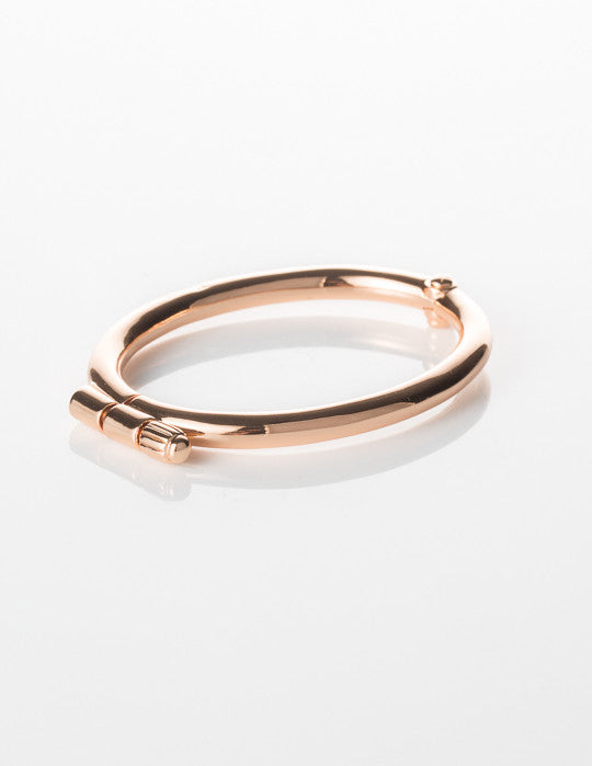 Side Cuff, Rose Gold