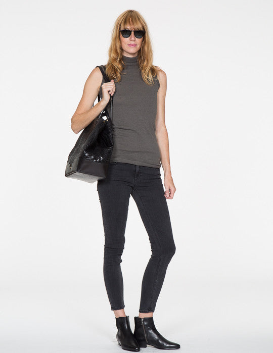 Lupetto Sleeveless Top