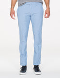 Flat Font Slim Fit Trouser
