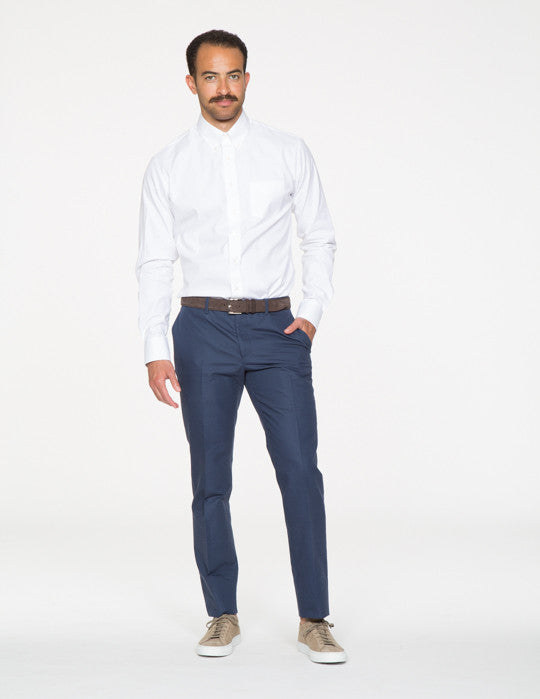 Button-Down Oxford