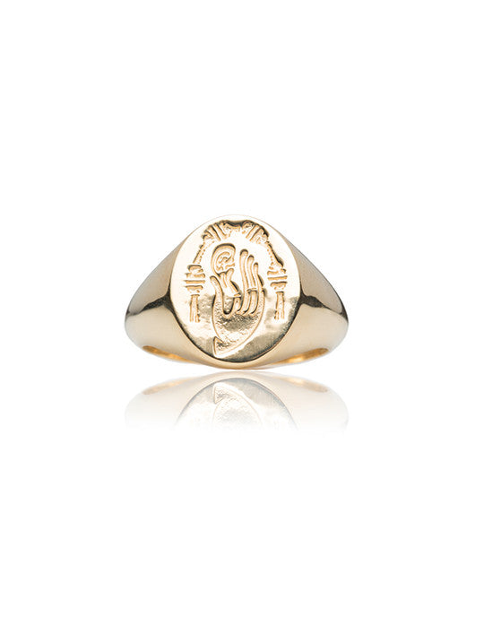 Remembrance Signet Ring