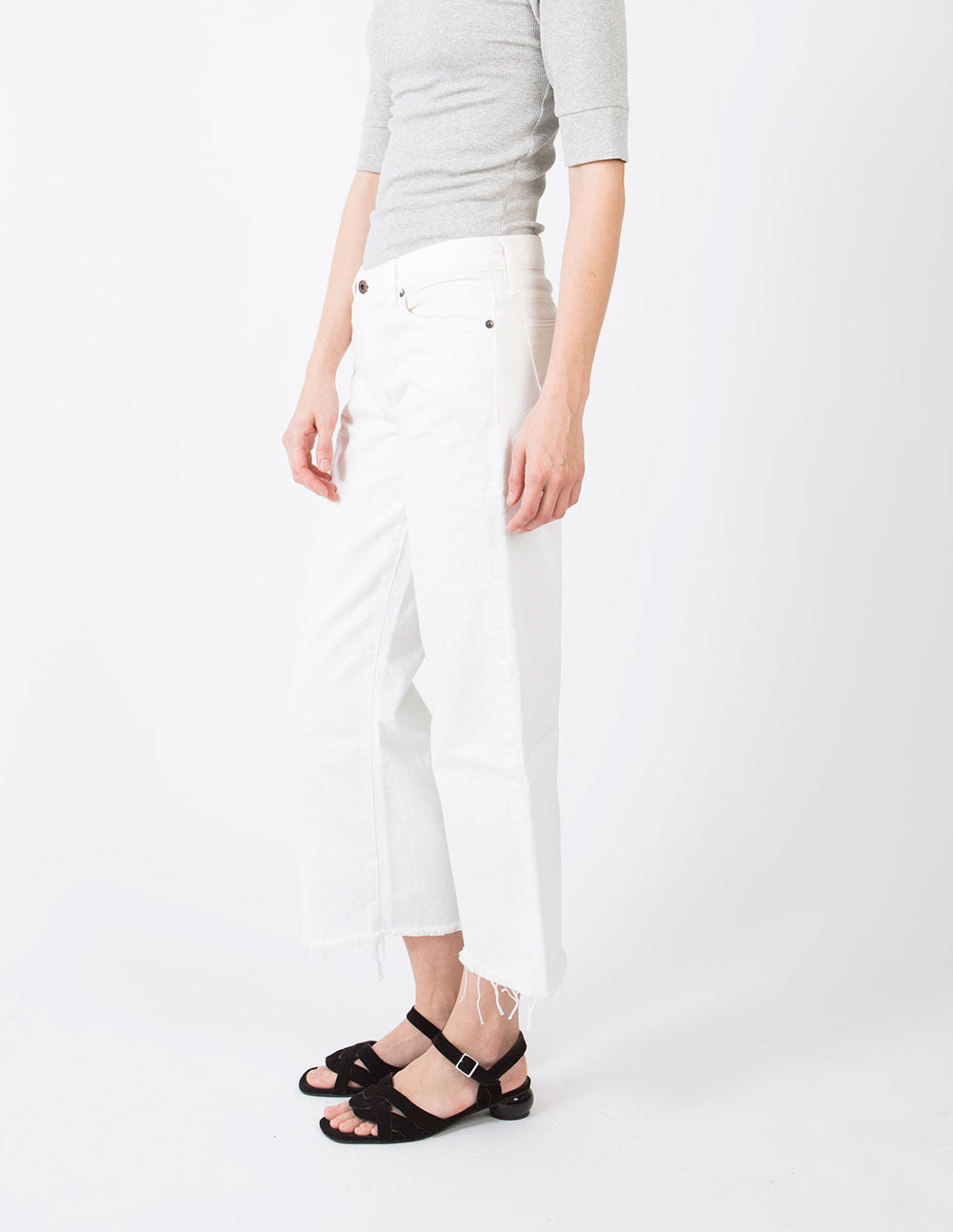 Lamere White Denim