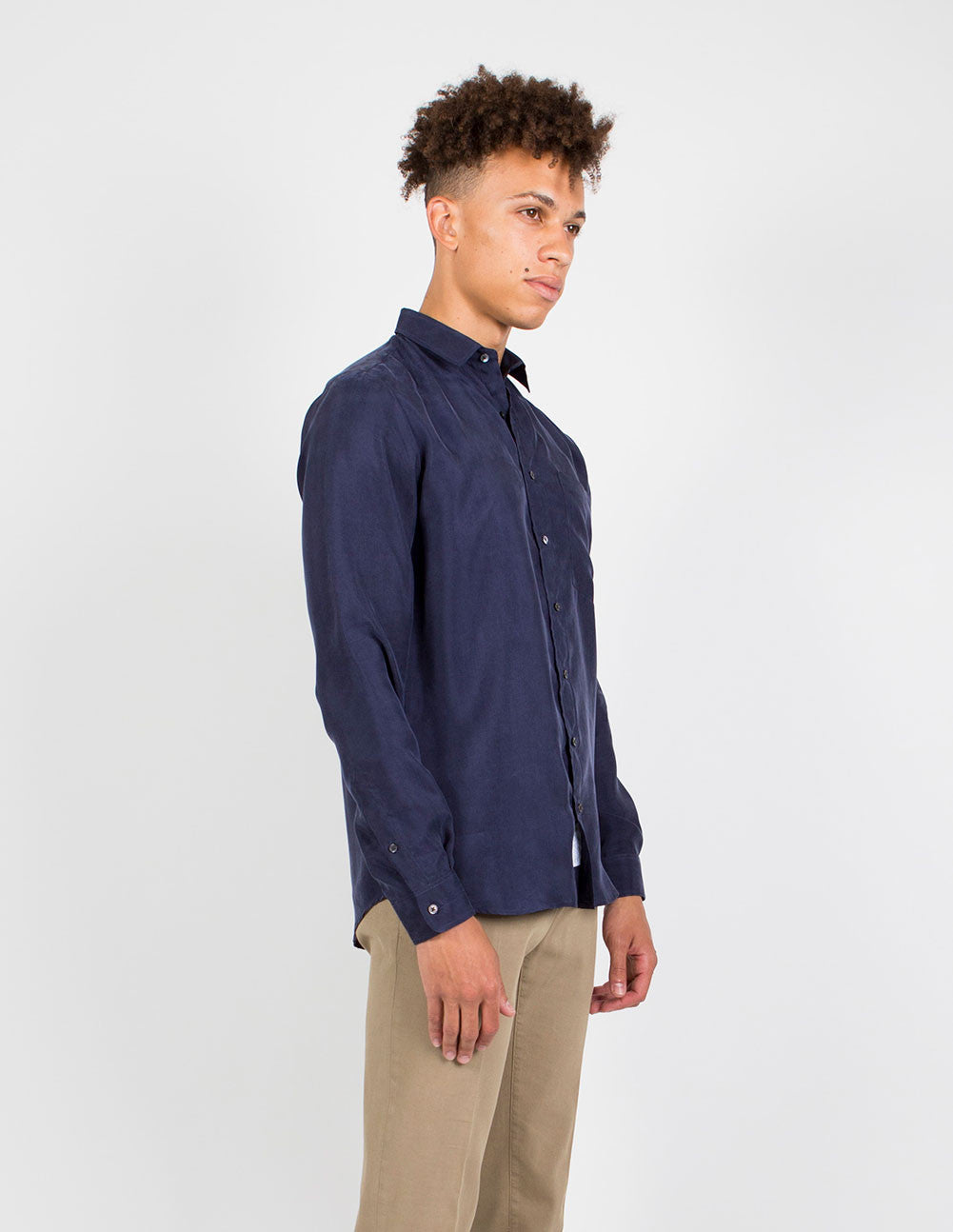 Leisure Cupro Shirt