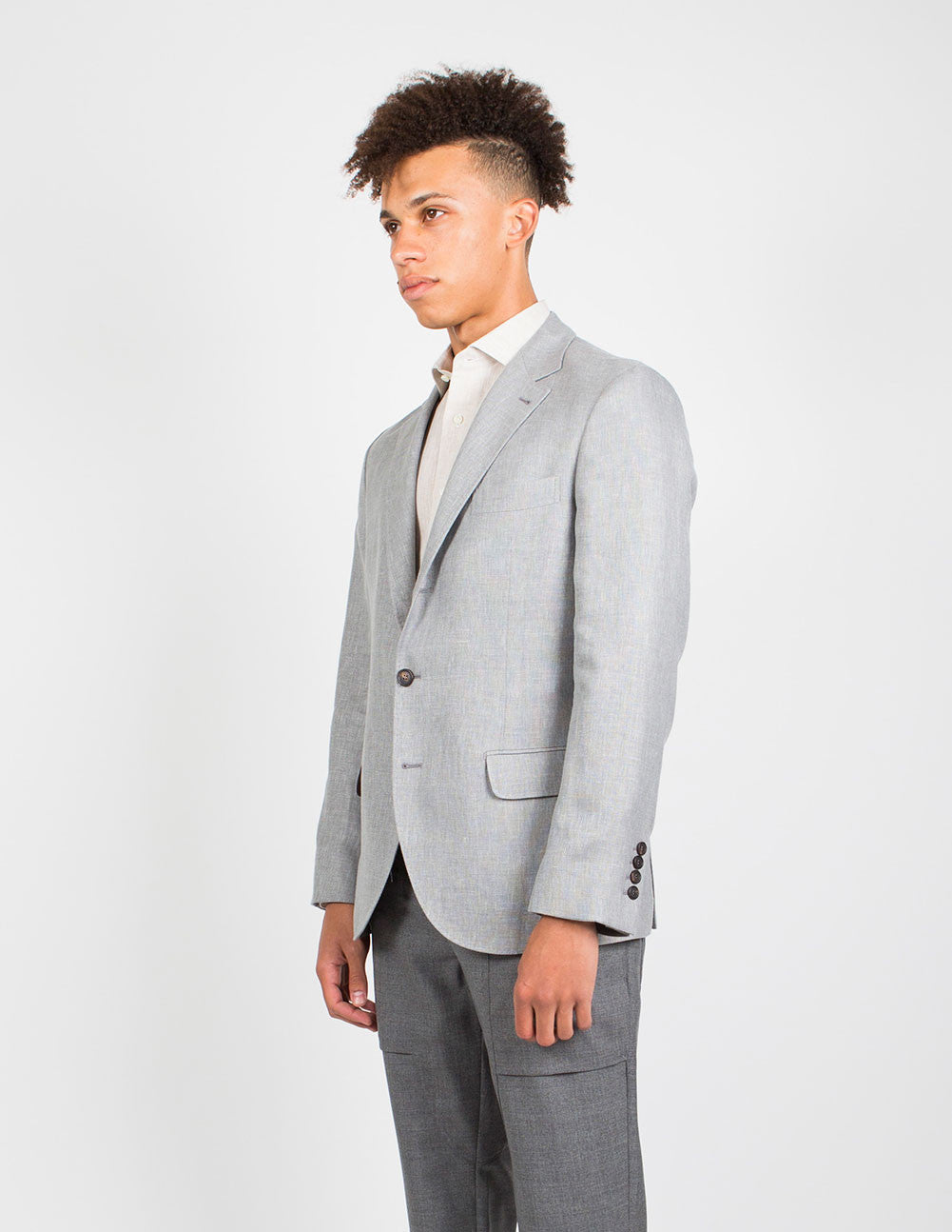 Hopsack Deconstructed Jacket