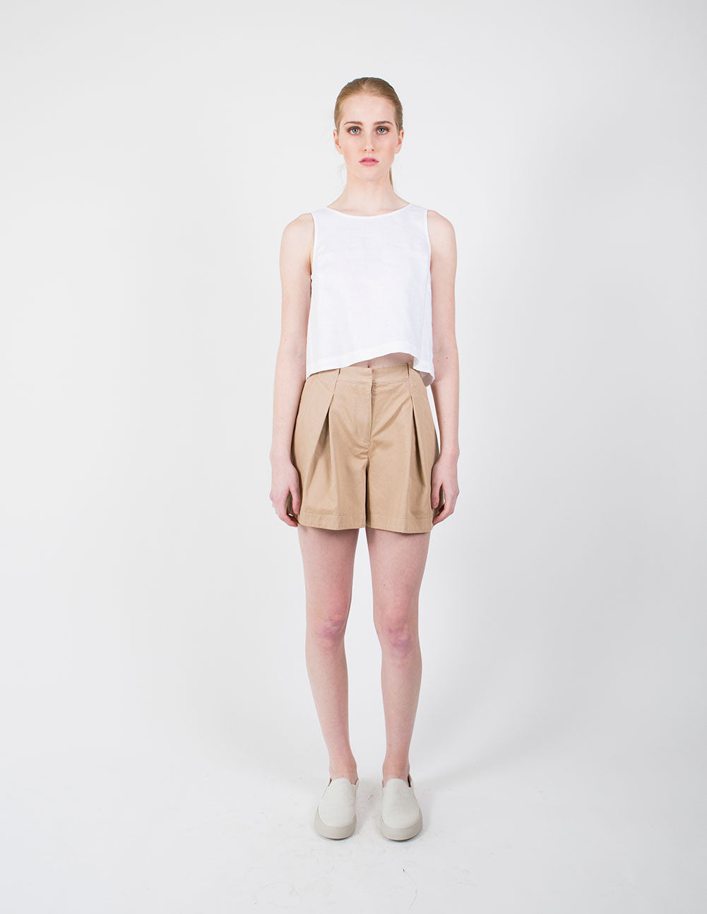 Cotton Twill Short