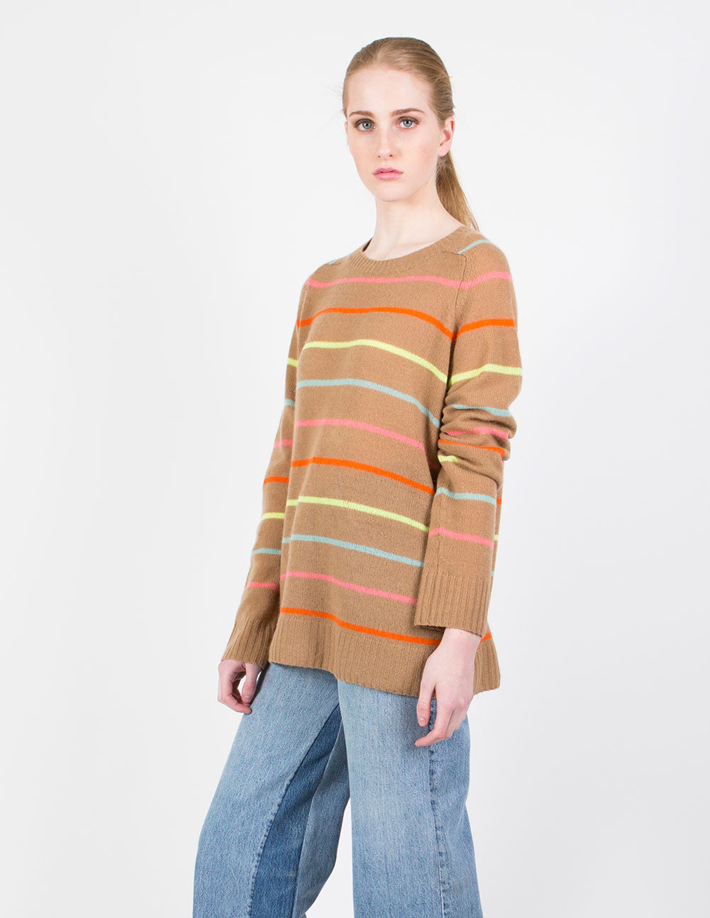 Courtney Cashmere Sweater