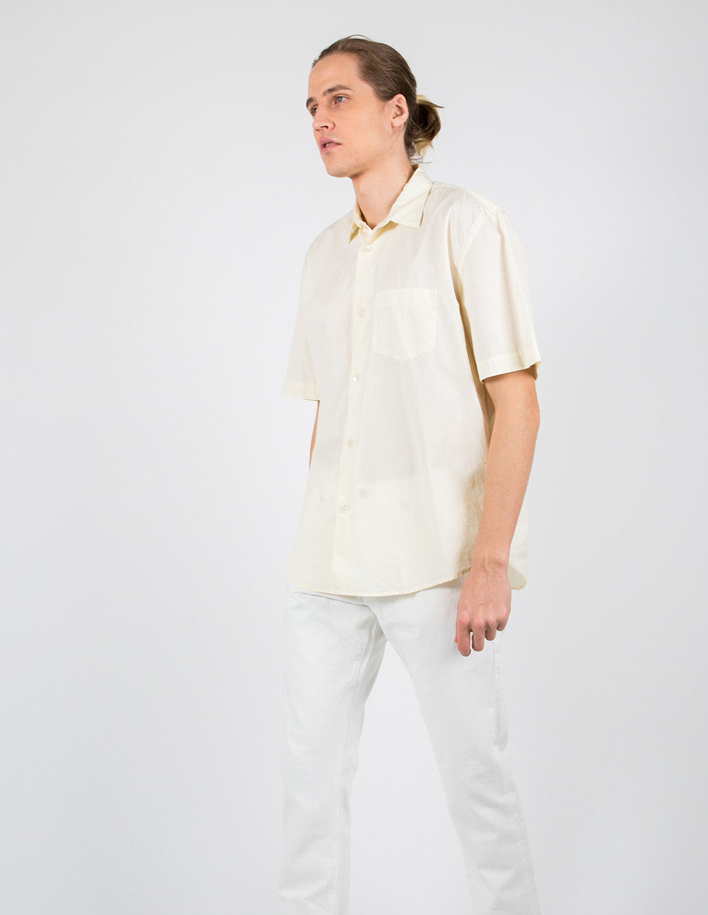 Short Sleeve Initial Shirt