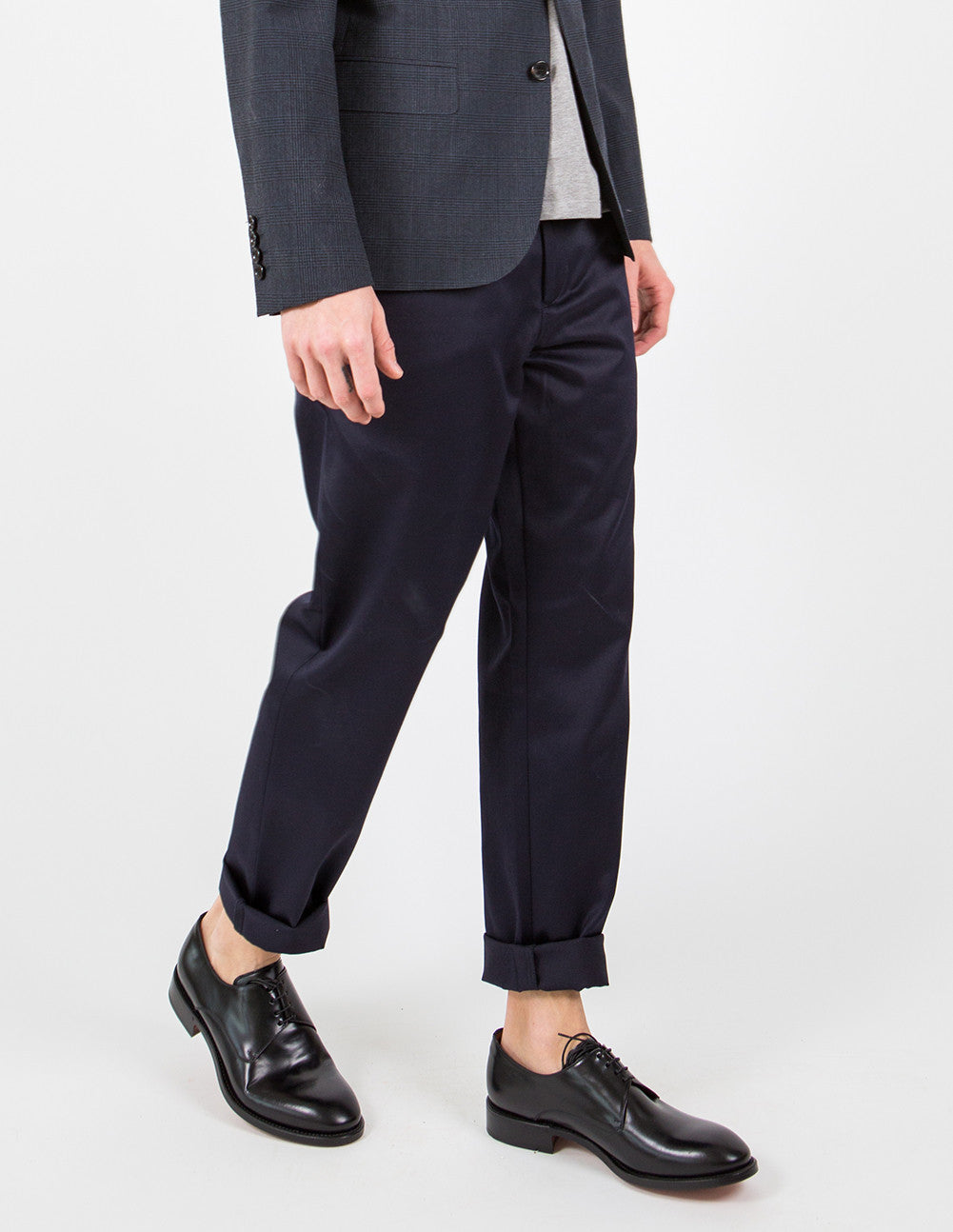 Alfred Cotton Trousers