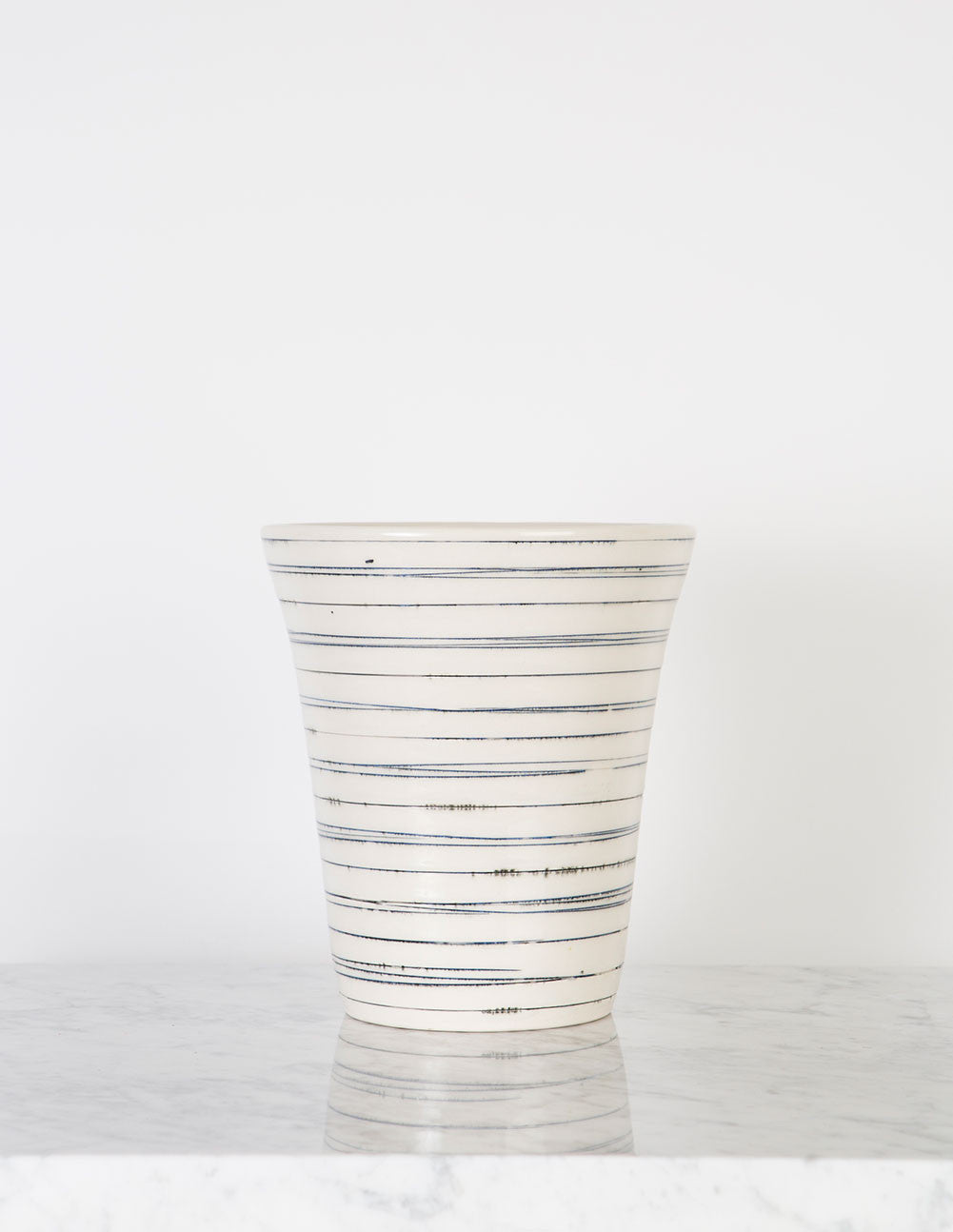 Wide Mouth Vase