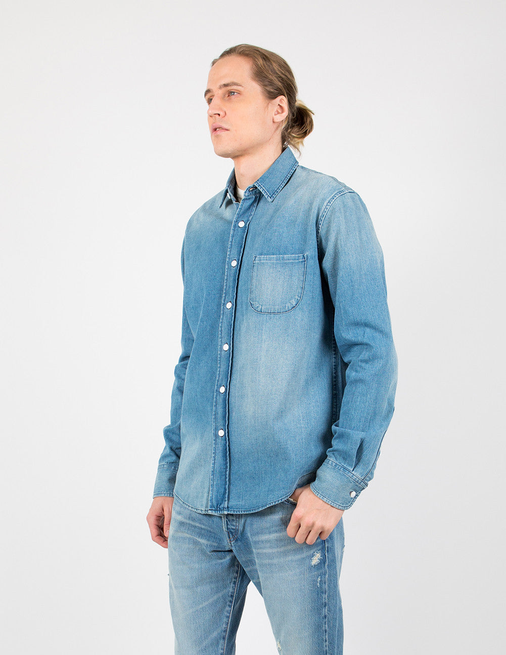 Dryden Chambray Shirt