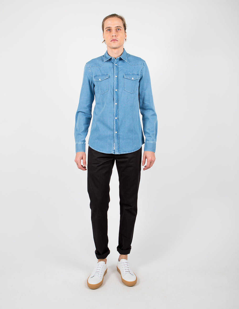 Ewing Denim Shirt