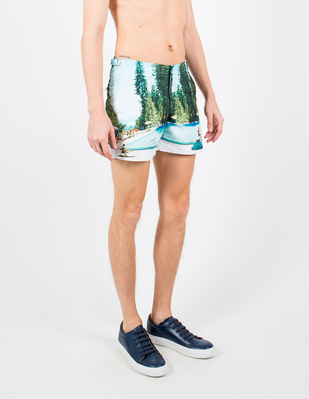 Setter Board Meeting Swim Shorts
