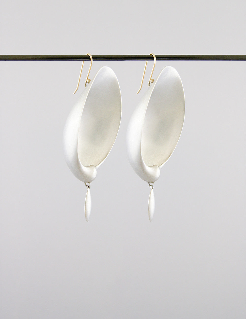 Slipper Shell Earring