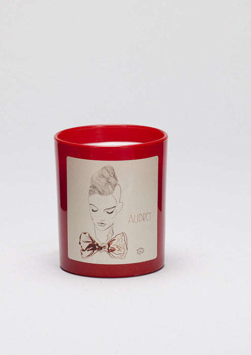 Audrey Candle
