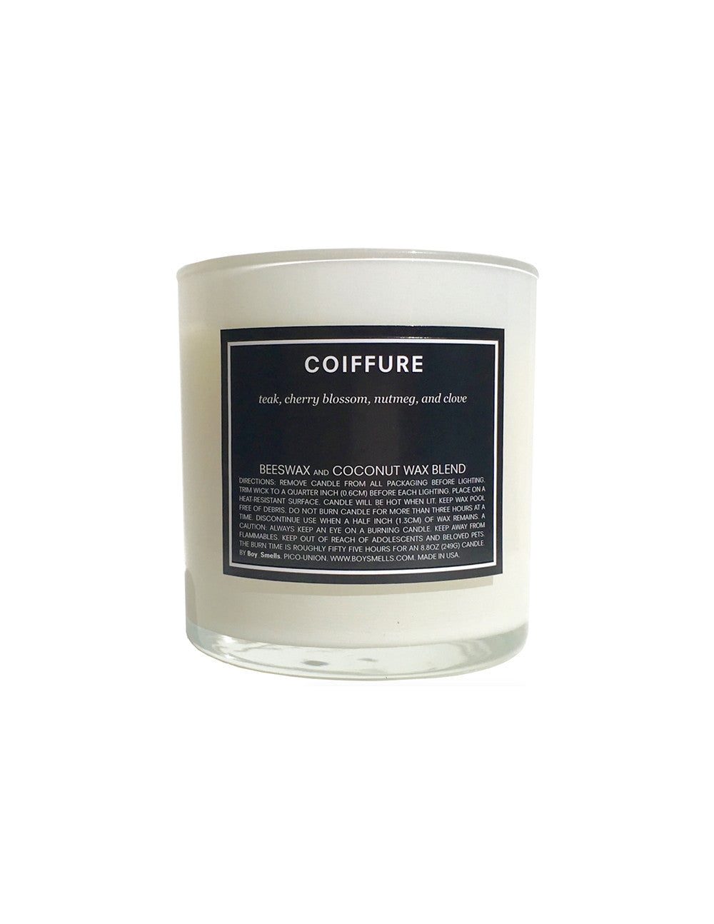 Coiffure Candle