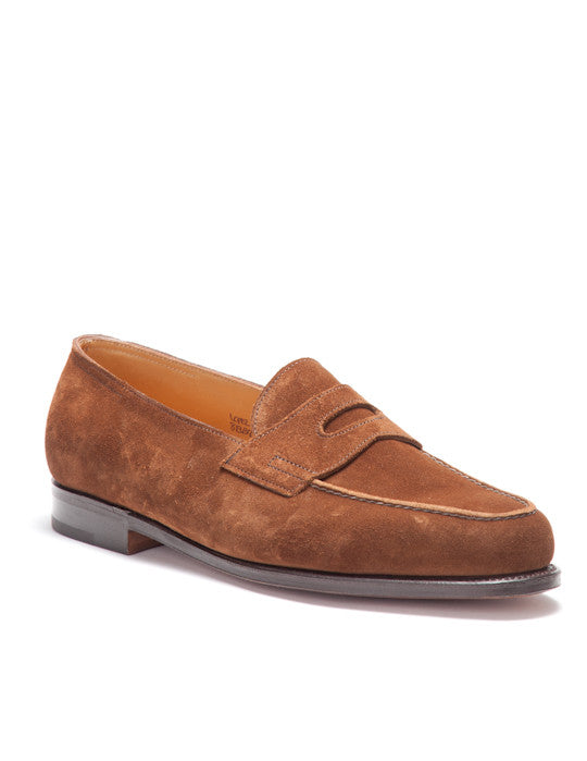 Lopez Suede Loafer