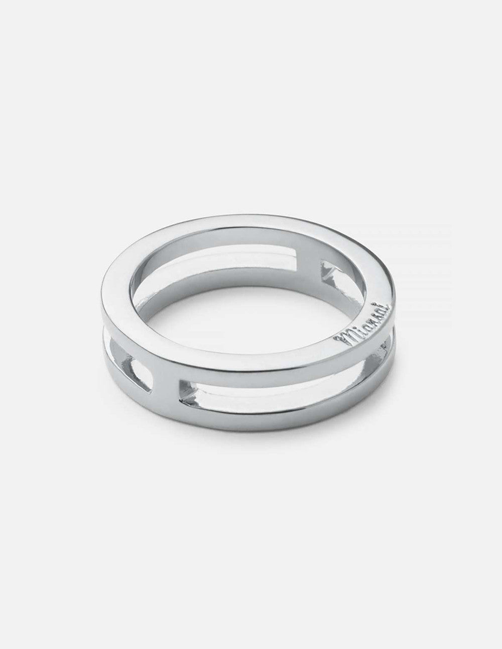 Split Layer Ring Size 6
