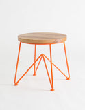 "18"" Round Stool / Side Table"