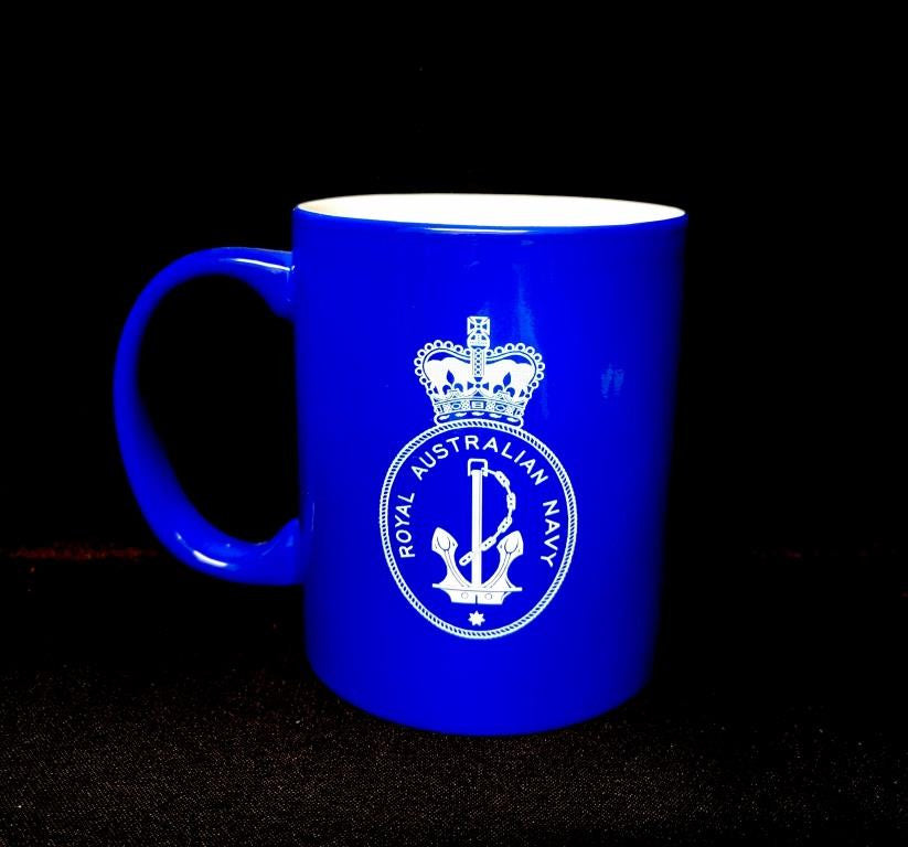 Laser engraved mugs with logo