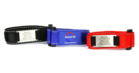 Roccet Vee adjustable wristband - band only