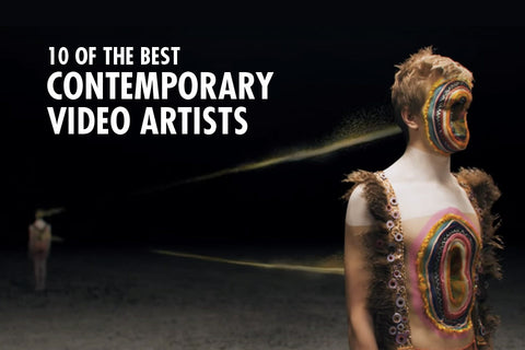 video artists 01 large - 10 Of The Best Contemportary Video Artists