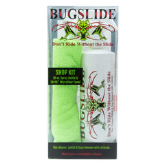 Bugslide Waterless Polisher & Cleaner