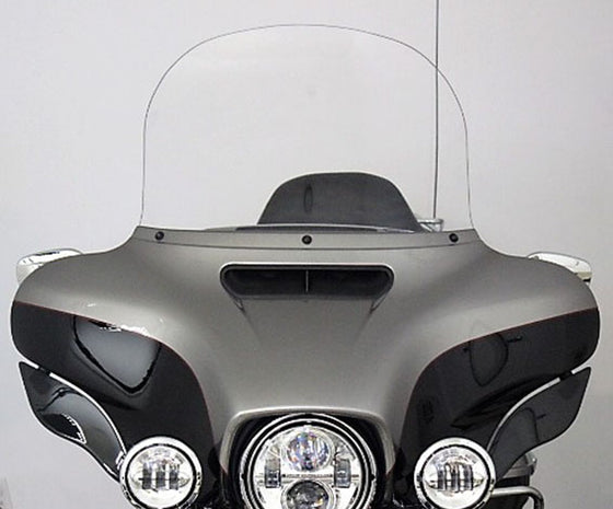 F4 Customs Windshield for Ultra Classic/Street Glide 2014-Current