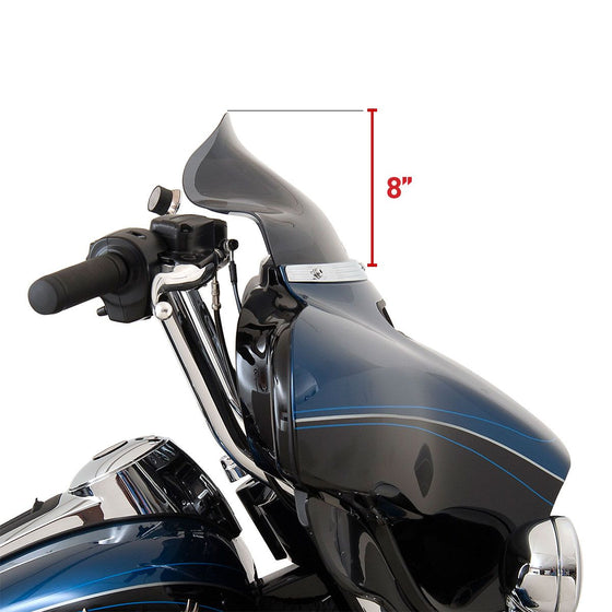 Klock Werks Flare For Harley 2014-Present FLH-Street Glide-Ultra/Electra-Tri-Glide (Batwing Fairing)