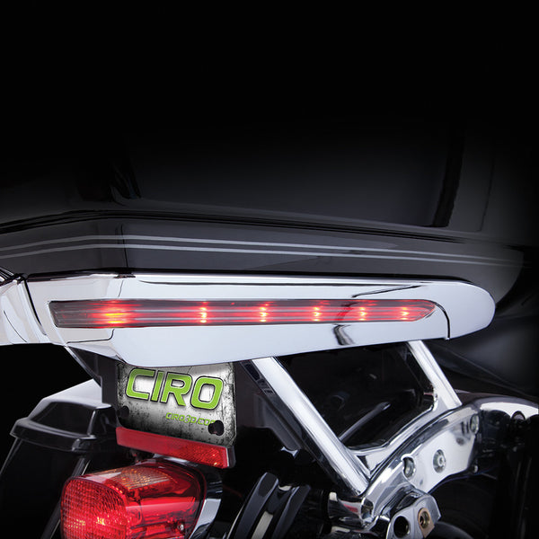 Harley Boss Hawg: Ciro Light Accents For Tour Pak