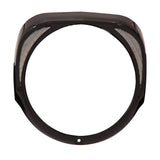Ciro Fang LED Headlight Bezel in Chrome and Black