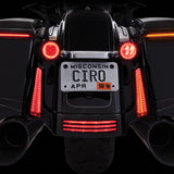 Ciro 3D Fang LED Signal Light Inserts