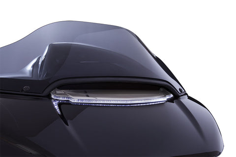 Ciro Fang Lighted Fairing Vent Trim for Road Glide
