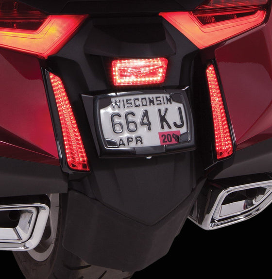 Goldstrike LED Filler Panel Lights for Honda Goldwing 2018 & Newer-Chrome or Black