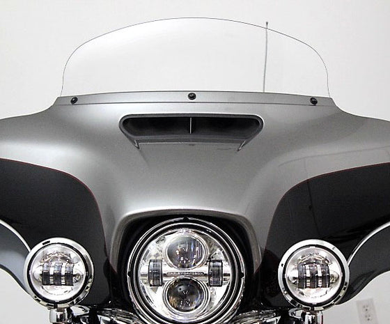 F4 Customs Windshield for Ultra Classic/Street Glide 1996-2013