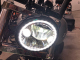 "Ciro-Vision X XMC LED Headlight (7"" & 5.75"")-Touring & Non-Touring Models"