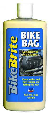 "Bike Brite ""Bike Bag"" Leather and Vinyl Conditioner"