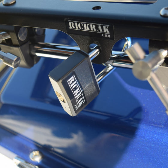 Rickrak For Top of Harley Full Tour-Pak Rack-Trunk-Full Touring-Ultras-With or Without Bag
