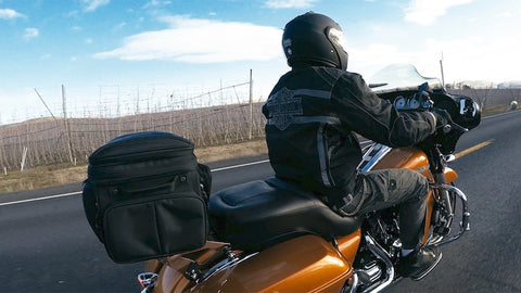 d0da2a43e8 ... RickRak For Harley With Detachable Luggage Rack (multi  variations)-Street Glide, Road ...