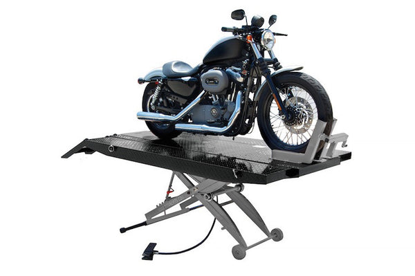 titan sdml 1000d xlt motorcycle lift table by bikers law