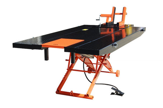 Titan SDML-1000D-XLT Motorcycle Lift Table