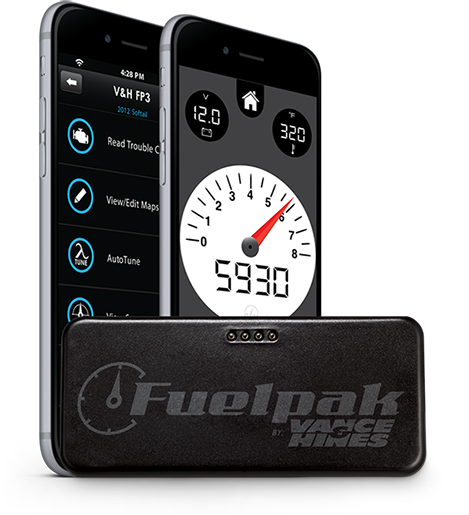 Vance & Hines FuelPak3 (FP3) EFI Tuner for Harley- For Some 2013 & Older Models.